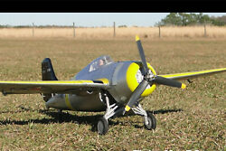 LX F4F Wildcat RC RTF Airplane With Transmitter And Battery $488.28