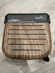 Evenflo Stroller Stand and Ride Rider Board Attachment Only Wood Open Box $39.99