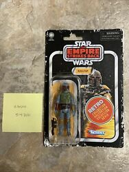 Hasbro Kenner Star Wars Retro Collection Boba Fett 3.75 Figure NEW IN HAND $24.00