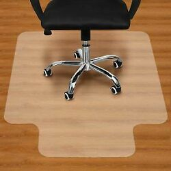 36quot;X48quot; Clear PVC Carpet Rug Protective Chair Mat Pad For Floor Office Rolling C $28.00