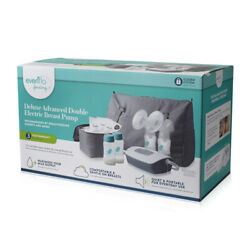 Evenflo Deluxe Advanced Breast Pump Double Electric *Limited Quantity* $152.00