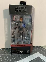 Star Wars The Black Series The Bad Batch Hunter Figure IN HAND $30.00