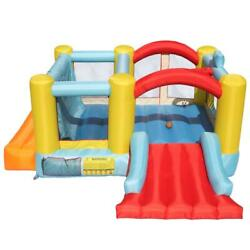 Inflatable Bouncer for Kids Extra Thick Material Jump Castle Large Bouncing Area $178.70