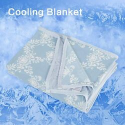 71quot; × 79quot; Cooling Blanket for Sleeping Bed Summer for Night Sweats Lightweight $25.64
