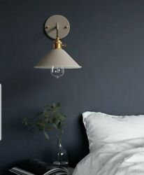 Wall Sconce Lamps Lighting Fixture with on Off Switch Nordic Macaron Wall E26 $38.00