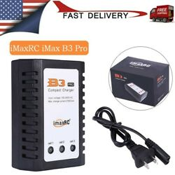 iMaxRC iMax B3 Pro Compact 2S 3S Lipo Balance RC helicopter battery charger $8.87