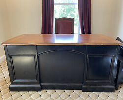 Antique Office Desk and Chair $300.00