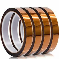 Heat Resistant Tape Capton Tape For Masking Soldering Protecting Circuit Boar $15.39