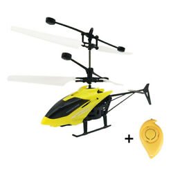 New Rc Helicopter Remote control Kids Toy Aircraft Suspension Helicopter gift $19.89