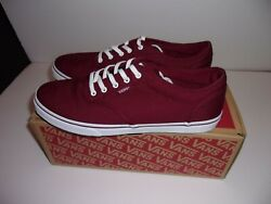 Womens Vans Atwood Low Size 9.5 $34.99