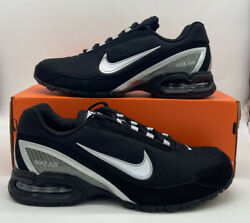 Nike Air Max Torch 3 Running Shoes Black White 319116 011 Men#x27;s Size $100.00