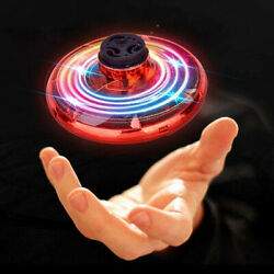 Mini RC Ufo Drone Aircraft Hand Sensing Infrared Helicopter Small Drone Outdoor $16.99