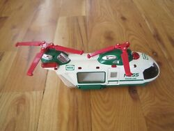 Hess Helicopter Toy 12quot; x 5quot; $12.25