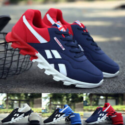 Men#x27;s Athletic Running Casual Sneakers Fashion Sports Tennis Shoes Walking Gym $27.99