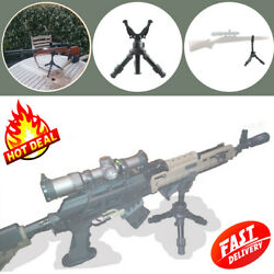 Hunting Rifle Mount Tripod Tactical Portable Stable Shooting Adapter $54.99