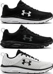 Under Armour Charged Assert 8 Men#x27;s Running Shoes 3021952 Lace up sneakers $29.99