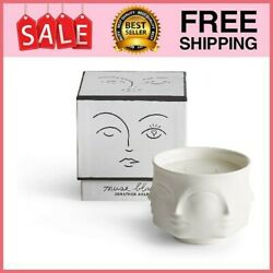 28391 Muse Blanc Scented Candle White $60.03