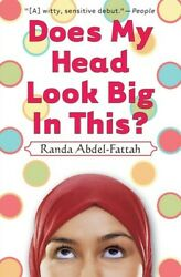 Does My Head Look Big In This? New Book Mass Market Strippable Paperback $8.59