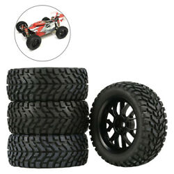 RC Wheels Tires amp; Wheels Set for Wltoys 144001 124019 RC Off road Parts $15.01