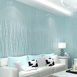 Wall Paper Bedroom Living Mural Roll Wall Background TV 3D Modern Home Decor $28.65