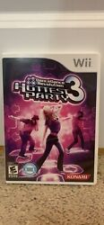 Dance Dance Revolution 3 Hottest Party for Wii $18.00