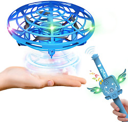 Hand Operated Drones for Kids or s with Magic Wand Double control Flying Toy $22.99