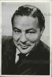 1954 Press Photo Boxing champion Max Baer is all smiles sps01554 $14.99