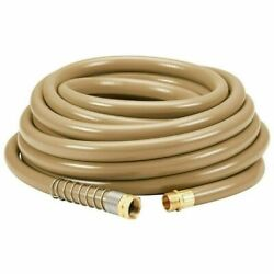 Heavy Duty Commercial Industrial Garden Water Hose All Weather 3 4quot; x 50 Feet
