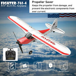 RC Plane 4CH Airplane Aircraft Built In Gyro System Easy To Fly RTF Sport Cub $135.00