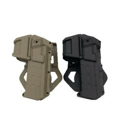 Removable Hunting Airsoft Holster with Flashlight Mounting Glock 17 Colt 1911 $20.96