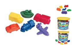 Mini Motors Counting and Sorting Fun Set Early Math Skill Set of 72 Ages 3 $28.11