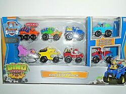 Nickelodeon Paw Patrol Dino Gift Pack 8 Vehicles quot;NEWquot; $26.75