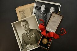 Chilean Great Star for Military Merit to a US Air Force Major General 1963 $995.00
