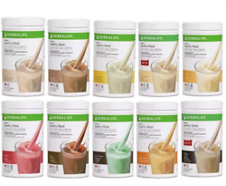 Herbalife Formula 1 Healthy Meal Nutritional Shake Mix All Flavors $29.50
