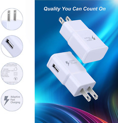 Fast Charger Adapter USB Home Wall Outlet For Apple iPhone 5 6 6s 8 7 Plus XR XS $5.49