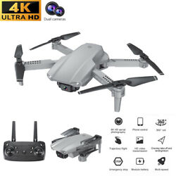 Foldable Drone HD Camera RC Quadcopter WiFi FPV Altitude Headless Helicopter Toy $42.99