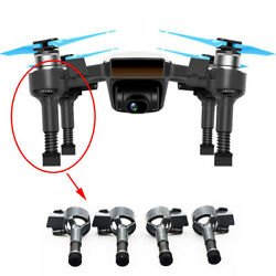Drone Accessories Spring Damping Landing Gear Extended Bracket For DJI Spark. $7.89
