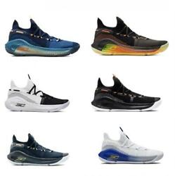 Under Armour Big Boys Kids SC Curry 6 GS Basketball Shoes Sneakers 3020415 $59.90