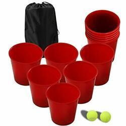 Outdoor Games Yard Games for Adults and KidsGiant Pong Game Set Outdoor for $56.56