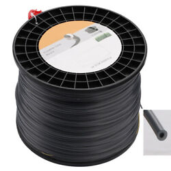 5lb . 095 Round Black Round Commercial String Trimmer Line Spool 2.4 mm