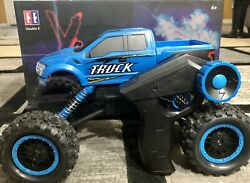 DOUBLE E RC Rock Crawler 4WD Dual Motors Rechargeable Remote Control Truck NEW $35.99