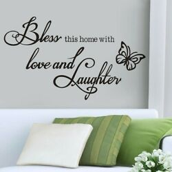Art Butterfly Wall Stickers Decoration Bedroom Removable Sticker Wall Decal Art C $12.96