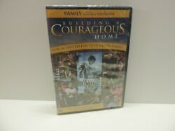 Building A Courageous Home Family Christian Stores DVD; New $5.00