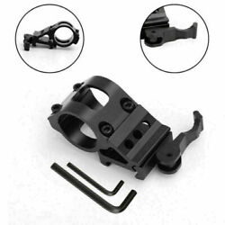 Quick Release Offset Picatinny with Tactical Weaver for Flashlight Mount Rail $8.99