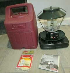 COLEMAN PROPANE LANTERN MODEL# 5154B700 WITH CARRYING CASE ELECTRONIC IGNITION $19.99