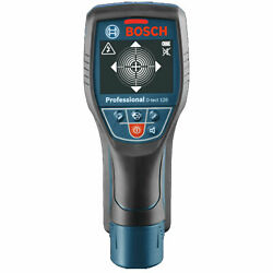Bosch D Tect 120 Wall and Floor Scanner Pipe Stud and Rebar Finder Detector $239.99