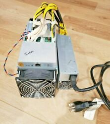 BITMAIN AntMiner S9 13.5T With Power Supply and 220V Power Cable Bitcoin Miner $550.00