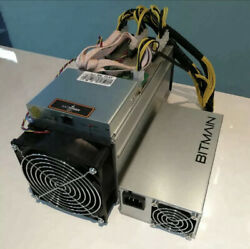 Bitmain Antminer S9 13.5Th with Bitmain Power Supply. Ships from U.S. $549.00