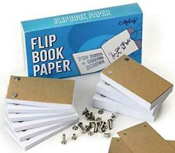 Blank Flip Book Paper with Holes 720 Sheets 1480 Pages Flipbook Animation $25.03