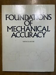 Foundations of Mechanical Accuracy $779.00